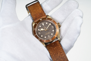 Timeless & Novel Tudor Black Bay Watches