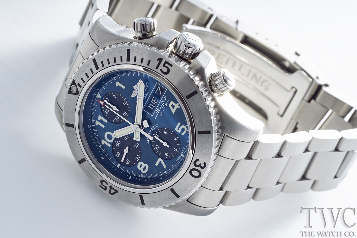 Discovering the finest Breitling Watches