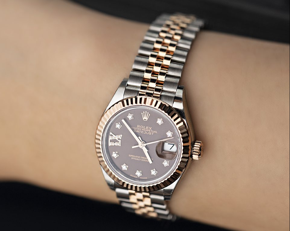 Most-Celebrated Rose Gold Watch Models
