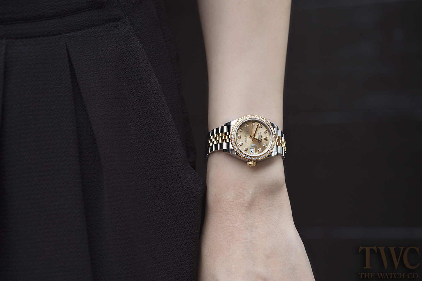 The Essence of Rolex Datejust