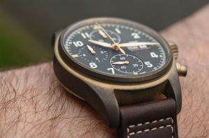 6 Best IWC Pilot Watches for the Active Gentlemen
