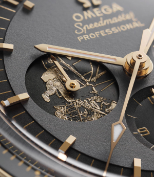 Omega Speedmaster Apollo 11 50th Anniversary Watch: A Review